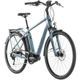 Cube Town Sport Hybrid Pro 400 Rower elektryczny miejski niebieski/petrol